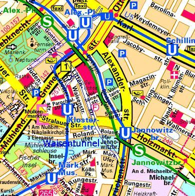 berlin tunel